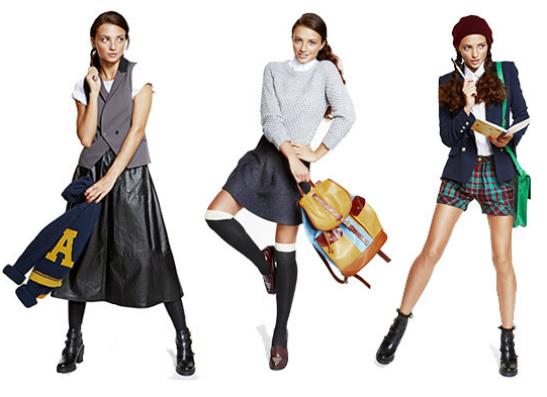 Фото №1 - Fashion-конструктор: как из 16 вещей составить 8 образов