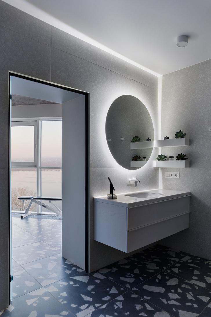 Фото №16 - Квартира в Перми 120 м² с панорамным видом на Каму
