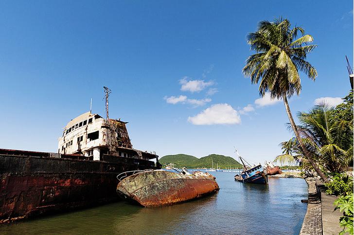 Фото №7 - Карибский квест, или По следам Джека Воробья