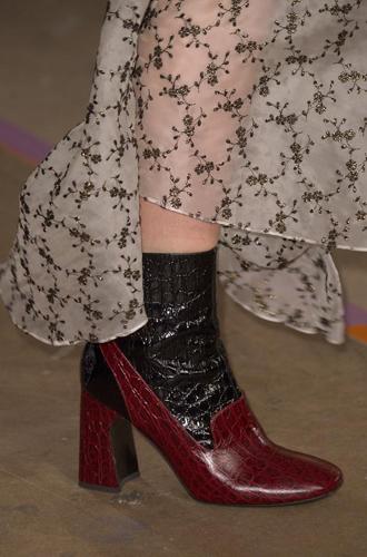 Фото №12 - Самая модная обувь сезона осень-зима 16/17, часть 2