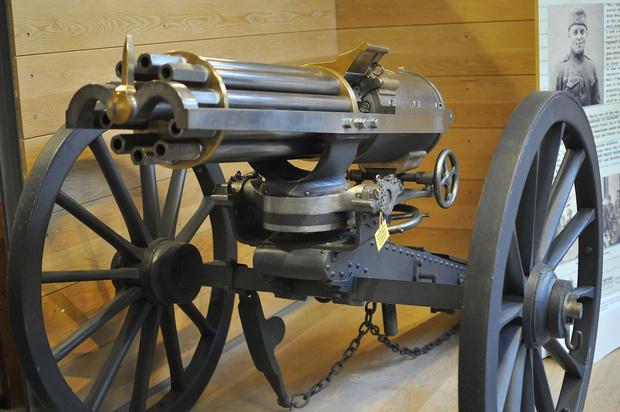 Фото №3 - 9 стволов, которые перевернули мир— главные вехи в истории стрелкового оружия