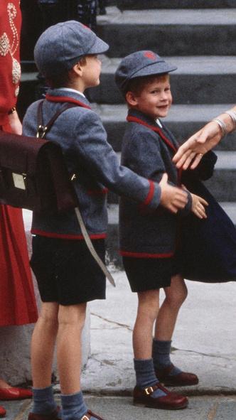 Фото №4 - Самые милые фото, на которых принцев Уильяма и Джорджа не отличить друг от друга