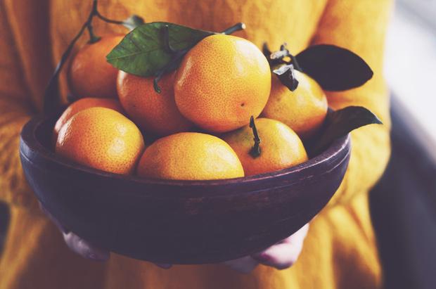 польза и вред мандаринов, сколько можно съесть в день
