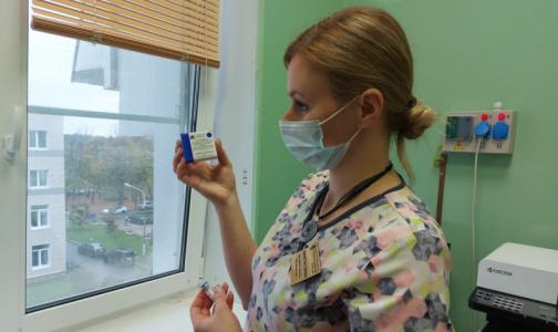 Фото №1 - В Петербург прибывает вторая партия вакцины от коронавируса для медиков - 22 тысячи из них готовы привиться