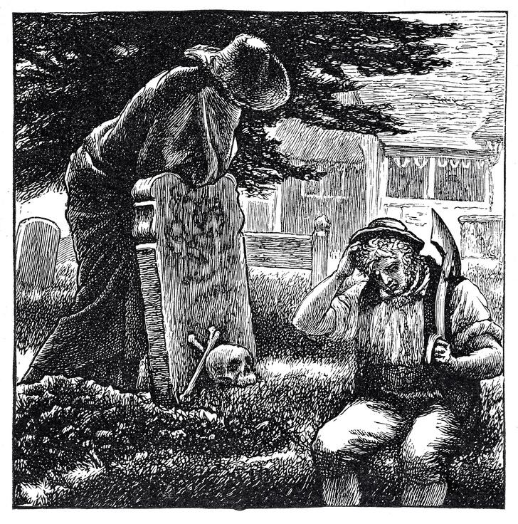 Фото №3 - Эпидемия «вампиризма» в начале XIX века в США: что это было?