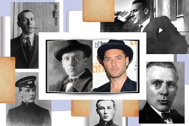 Фото №10 - 10 самых симпатичных писателей