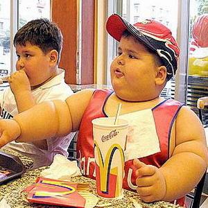Фото №1 - Британские дети толстеют