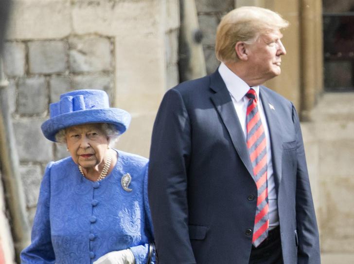 Фото №2 - Встреча с Трампом поможет Чарльзу укрепить свой статус