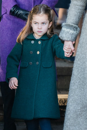 Фото №2 - Родная кровь: в чем Шарлотта все больше становится похожа на принцессу Диану