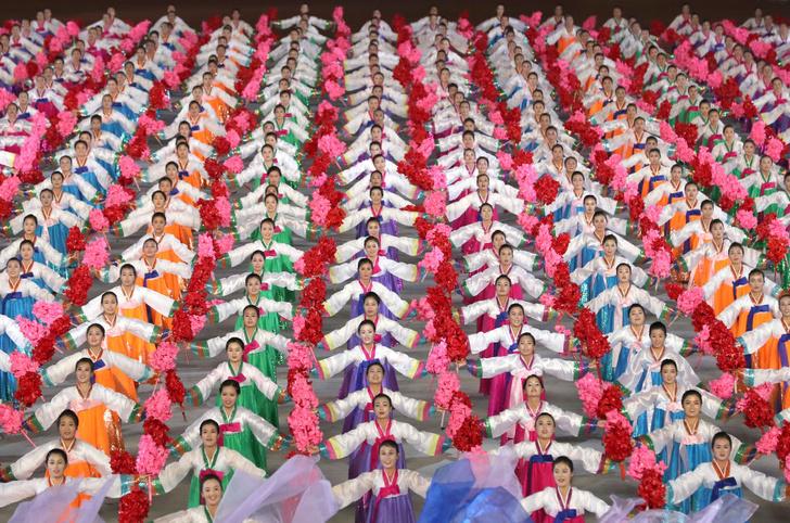 Фото №1 - Один кадр: Северная Корея