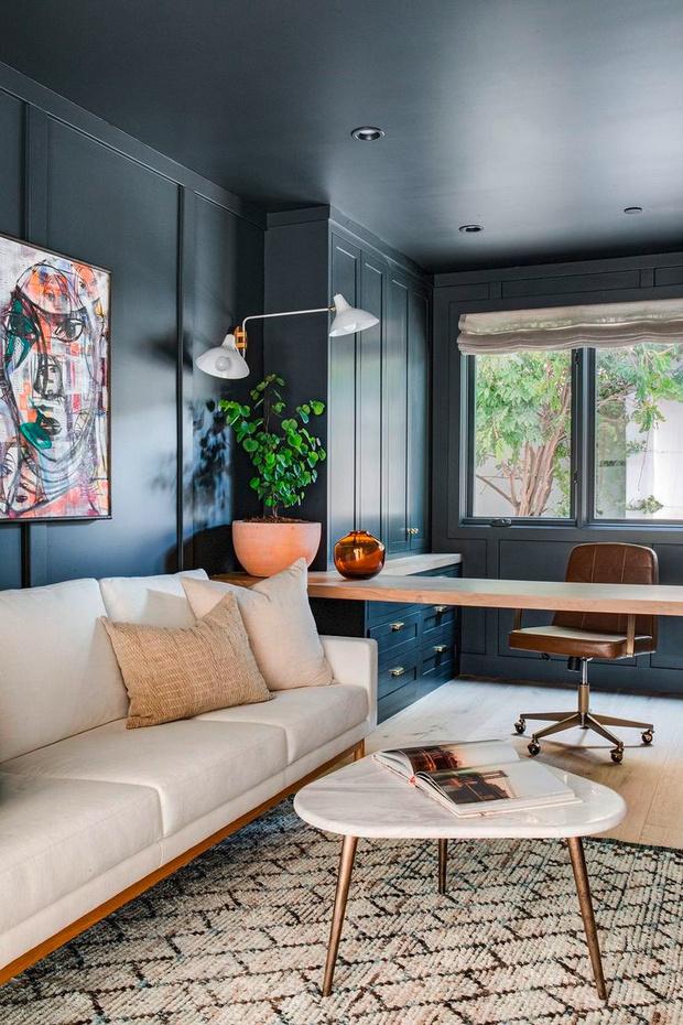 Фото №2 - Работаем дома: 10 полезных идей для домашнего офиса