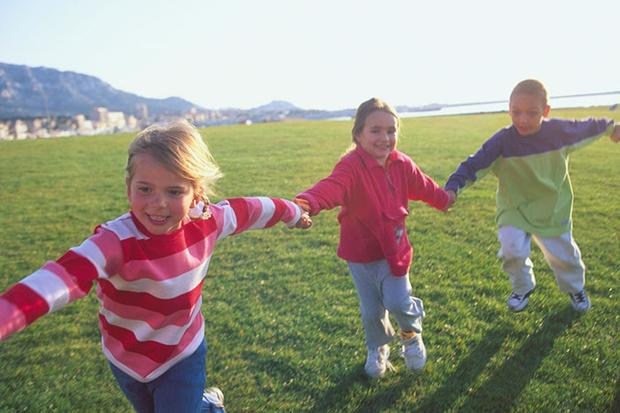 Фото №2 - Выходи играть: подвижные игры для детской компании