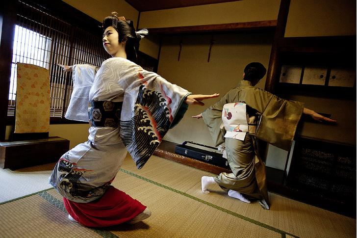 Фото №6 - Рабочий момент: под сенью сакуры в цвету