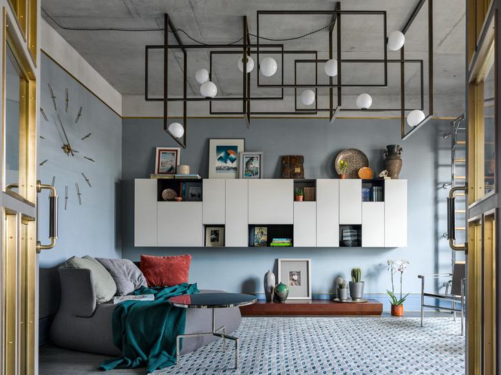 Фото №1 - Вопросы читателей: большие светильники и низкий потолок