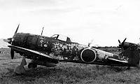 Фото №81 - Сравнение скоростей всех серийных истребителей Второй Мировой войны