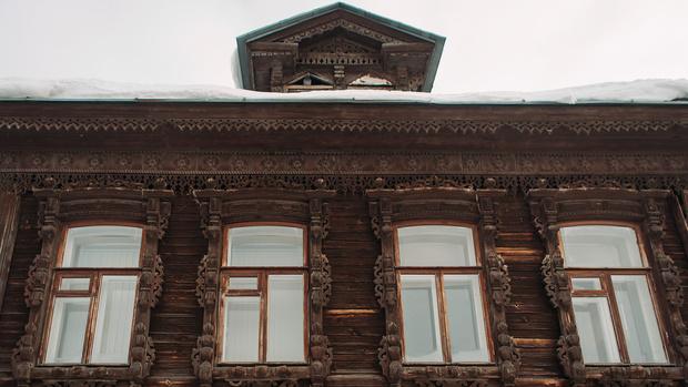 Фото №1 - Для Екатеринбурга разработали интерактивную карту, на которой можно посмотреть «возраст» домов