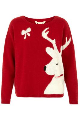 Фото №4 - Новогоднее настроение: топ-8 праздничных свитеров
