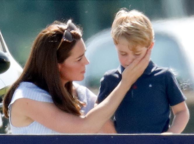 Фото №10 - Дерзкая родственница: принцу Джорджу снова досталось от кузины
