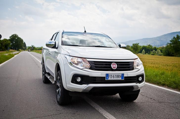 Фото №4 - Fiat Fullback – автомобиль для работы и путешествий