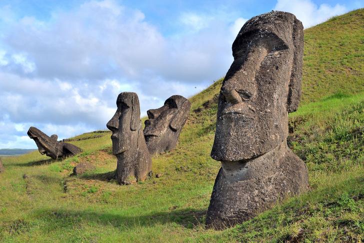 Фото №1 - Антропологи опровергли главный миф о причине исчезновения цивилизации острова Пасхи