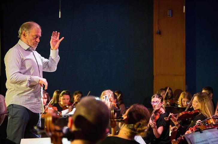 Фото №2 - Валерий Гергиев вручил призы победителям V фестиваля русской музыки  «Большой»