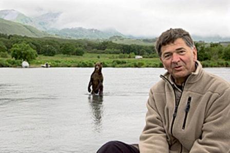 Фото №8 - Медвежья рыбалка. Репортаж cо дна озера