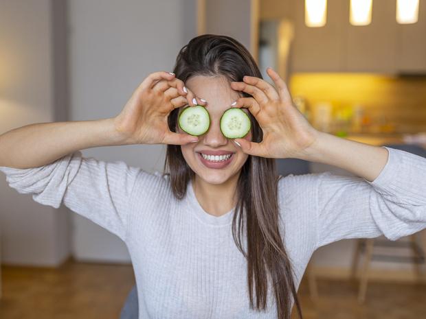 Фото №1 - Что произойдет, если день питаться зелеными продуктами