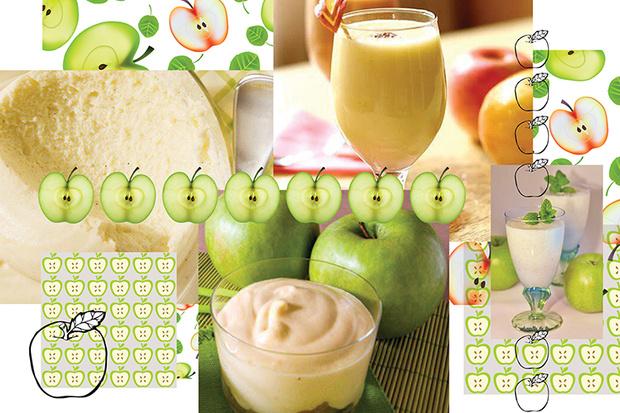 Фото №5 - Простые рецепты из яблок: часть 1