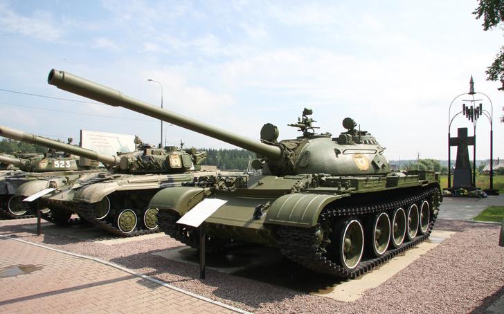 Фото №3 - У каких стран на вооружении стоят русские и советские танки