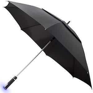 Фото №1 - Зонтик сам предсказывает погоду