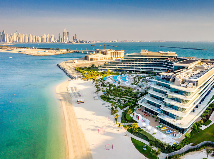 Фото №1 - От заката до рассвета: атмосферный курорт в самом сердце Дубая