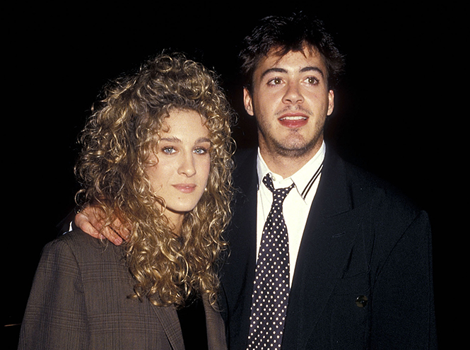 Фото №2 - 8 неожиданных звездных пар: с кем встречались знаменитости в молодости