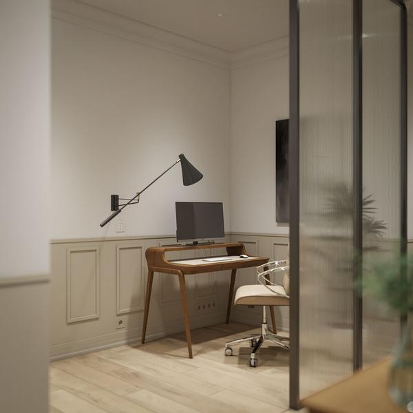 Фото №5 - My Space: Как оформить рабочее место дома, чтобы за ним хотелось учиться