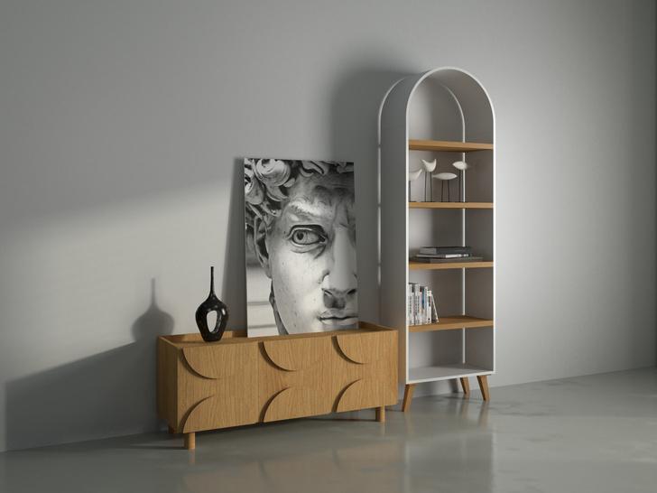 Фото №1 - Новые имена: российская мебельная марка Devi
