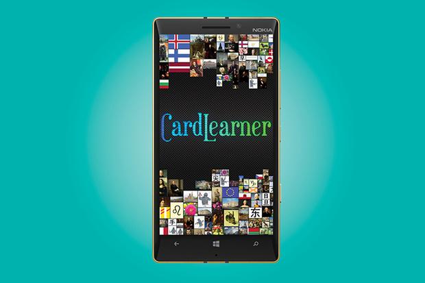 CardLearner приложение