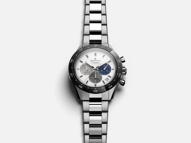 Фото №9 - Влюбленным в спорт: Zenith представил часы Chronomaster Sport