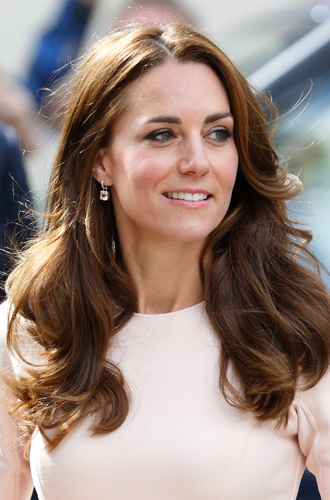 Фото №7 - Драгоценности герцогини: любимые ювелирные бренды Кейт Миддлтон
