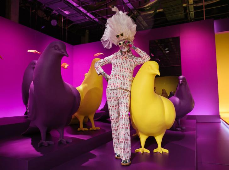 Фото №2 - Катя Гершуни в новом fashion-шоу на СТС Love