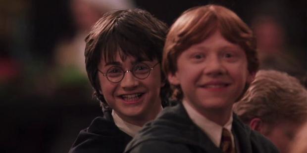 Фото №3 - «Гарри Поттер»: 9 сцен, которые доказывают, что Гарри и Гермиона соулмейты