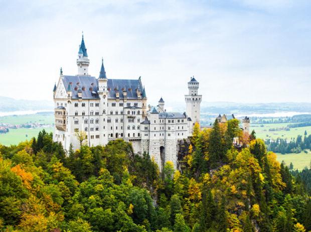 Фото №7 - 7 легендарных замков Европы