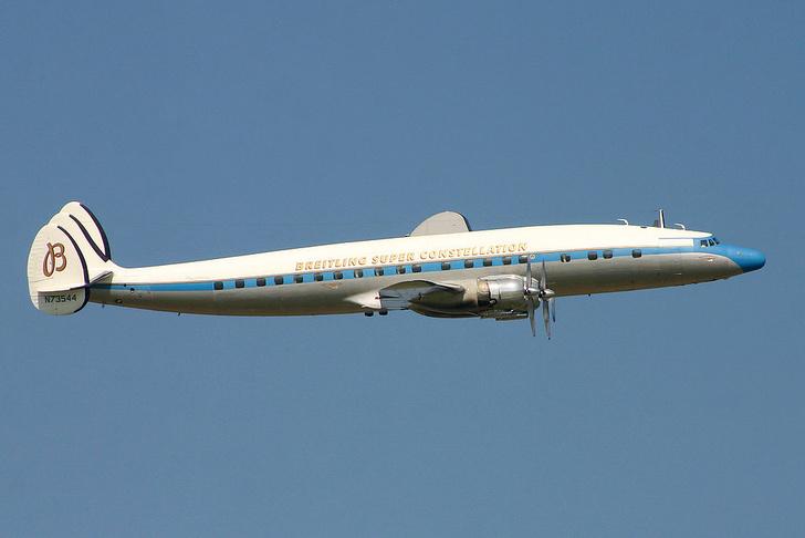 Фото №6 - Отлетали своё: что происходит с авиалайнерами, когда они выходят на пенсию