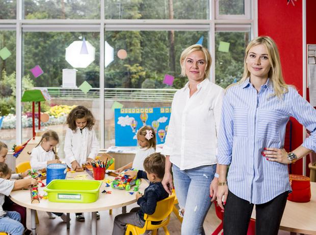 Фото №1 - Детский сад мечты, или как воспитать ребенка-билингва