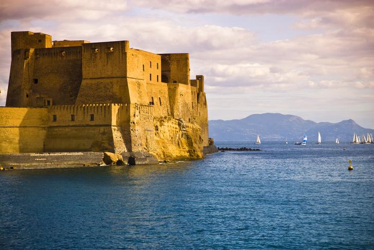 Фото №1 - Рядом с Неаполем обнаружены руины античного порта