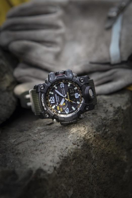 Фото №1 - Casio выпускает часы G-SHOCK для использования в экстремальных условиях