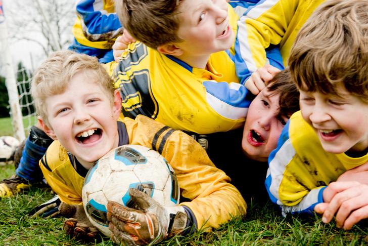Спорт опасный для детей
