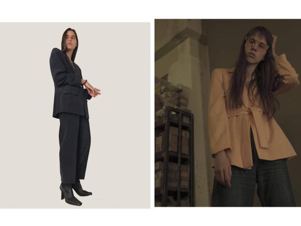 Фото №2 - Модная девушка и винтаж: основательница STROGO Vintage Марина Чуйкина