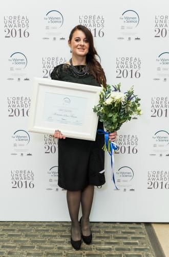 Фото №5 - L'oreal и Unesco назвали самых талантливых и перспективных женщин-ученых России