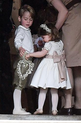 Фото №16 - Свадьба Пиппы Миддлтон
