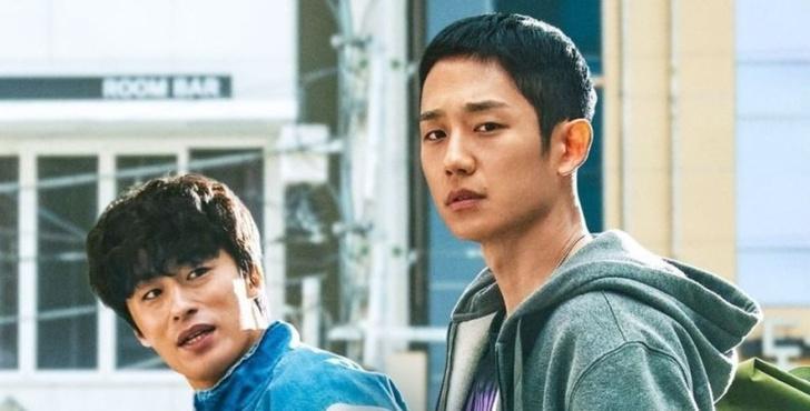 Фото №9 - Sexy Oppa: Все, что ты хотела знать о красавчике Чон Хэ Ине 😍