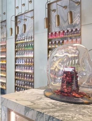 Фото №8 - Шоколадная фабрика: кондитерская Compartes по дизайну Келли Уэстлер